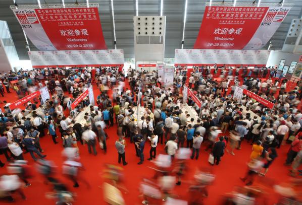 2016回顾:wire & Tube China展览会圆满落幕,专业观众数超预期达42,199名