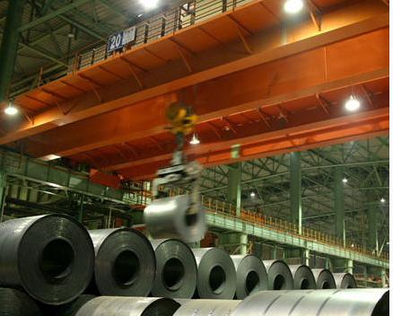 淡季中的唐山钢市呈现趋高态势