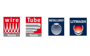 四展携手,齐放异彩! wire Russia, Tube Russia, Metallurgy Russia 和 Litmash Russia已于2017年6月在莫斯科顺利闭幕