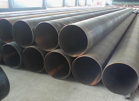 "Q235B螺旋钢管""盯""撸起袖子加油干 绿色环保新产品"