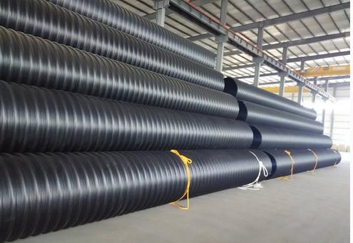 钢带增强螺旋波纹管的耐压力介绍