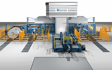 High-performance cold rolling mill for demanding materials