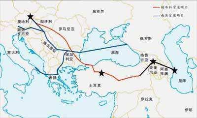 南方天然气走廊项目第一阶段的南高加索管道投入运行