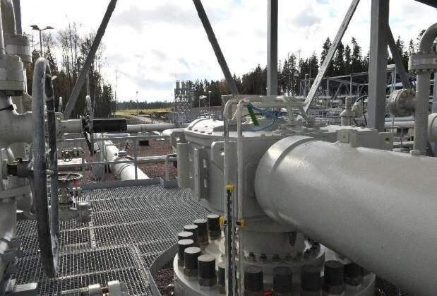 """""""北溪-2""""天然气管道项目引发美欧俄""""天然气之争"""""""