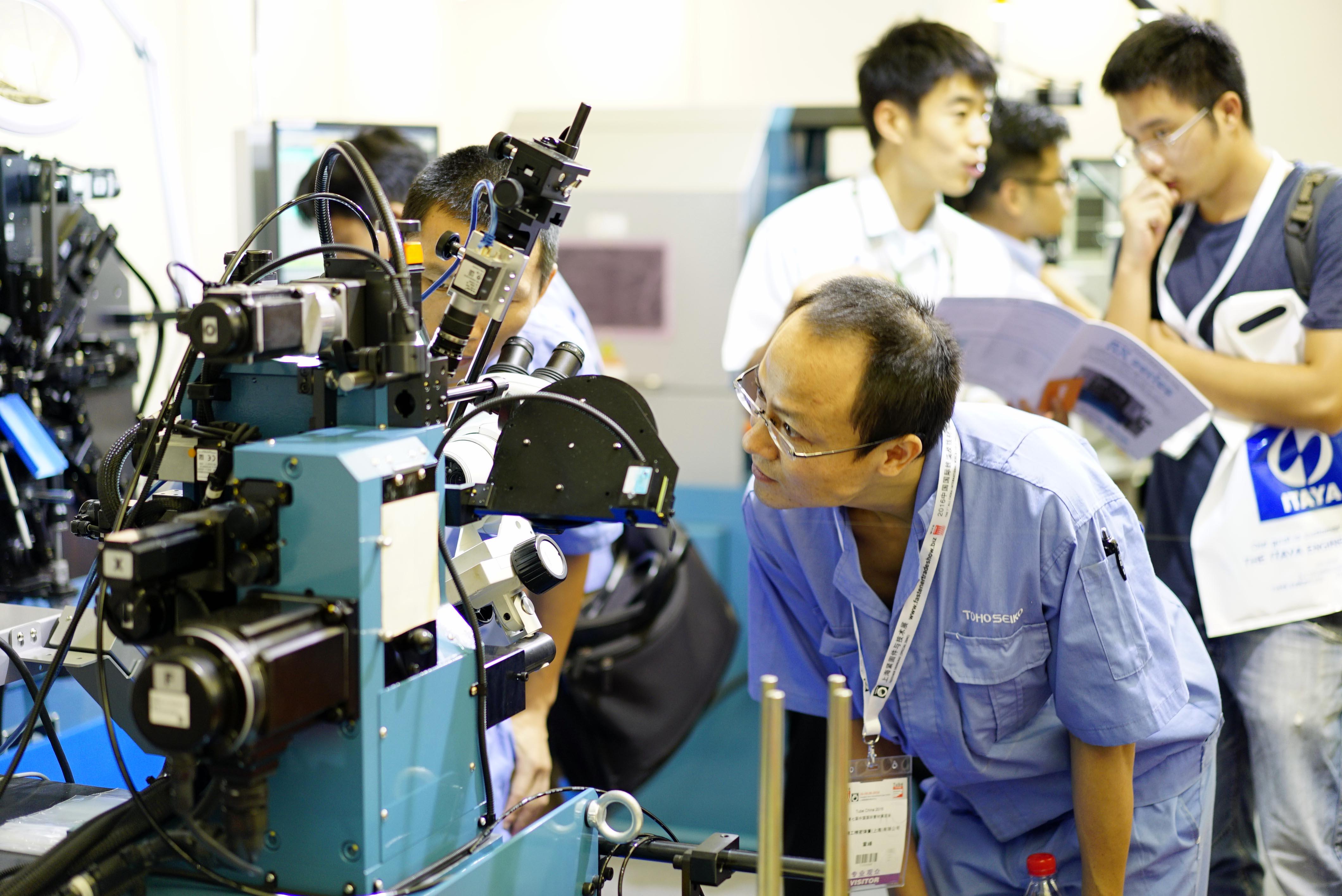 wire & Tube China 2018 - 중국 와이어 & 튜브 시장 공략 위한 관문