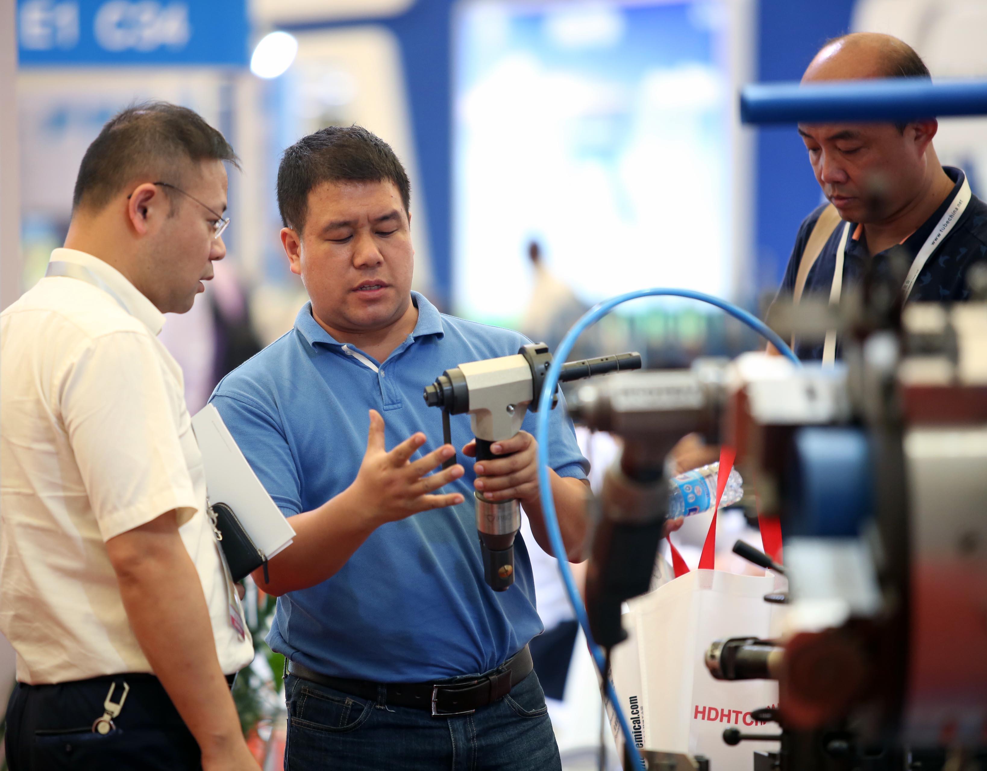 มหกรรม wire & Tube China 2018 เตรียมเปิดฉากอีกครั้งที่เซี่ยงไฮ้ในฐานะประตูสู่ตลาดจีน
