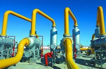 国新能源集团公司首条跨省输送天然气管线正式投产
