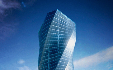 thyssenkrupp equips iconic United Tower