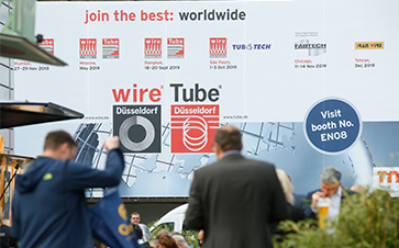 Start-ups for wire 2020 and Tube 2020